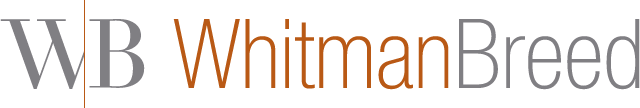 Whitman Breed Logo